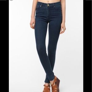 BDG High Rise Cigarette Urban Outfitters Jeans